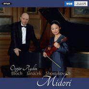 Ernest Bloch, Bloch, Janáček, Shostakovich: Violin Sonatas (CD)