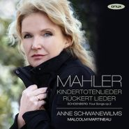 Gustav Mahler, Mahler: Kindertotenlieder / Ruckert Lied (CD)