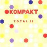Various Artists, Kompakt Total 11 (CD)