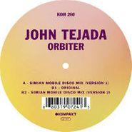 """John Tejada, Orbiter (12"""")"""