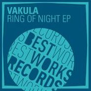 """Vakula, Ring Of Night Ep (12"""")"""
