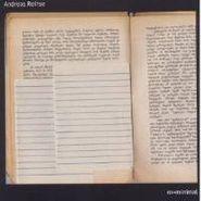 Andreas Reihse, Romantic Comedy (CD)
