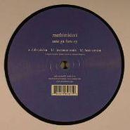 """Mathimidori, Ame Ga Furu EP (12"""")"""