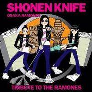 Shonen Knife, Osaka Ramones: Tribute To The Ramones (CD)