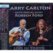 Larry Carlton, Live In Tokyo (CD)