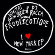"Dimitri From Paris, I Love New York EP (12"")"