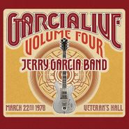 Jerry Garcia Band, GarciaLive Volume Four: March 22, 1978 (CD)
