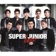 Super Junior, Hero [Bonus Dvd] (CD)