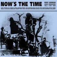 Various Artists, Now's The Time - Deep German Jazz Grooves Vol. 2 1956 - 1965 (CD)
