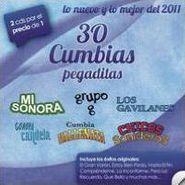 Various Artists, 30 Cumbias Pegaditas. Lo Nuevo (CD)
