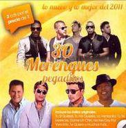 Various Artists, 30 Merengues Pegaditos: Lo Nuevo Y Lo Mejor  (CD)