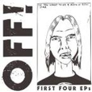 "OFF!, First Four EPs [Box Set] (7"")"