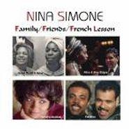 Nina Simone, Family/Friends/French Lesson (CD)