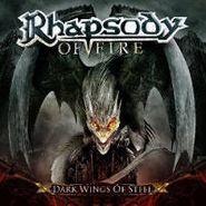 Rhapsody Of Fire, Dark Wings Of Steel [Bonus Track / Red Vinyl] (LP)