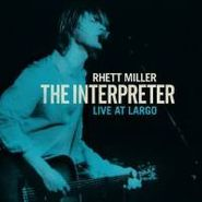 Rhett Miller, Interpreter Live At Largo (LP)