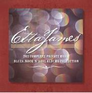 Etta James, The Complete Private Music Blues, Rock 'N' Soul Albums Collection [Box Set] (CD)