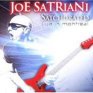 Joe Satriani, Satchurated: Live In Montreal (CD)