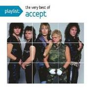 Accept, Playlist: The Very Best Of Accept (CD)
