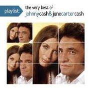 Johnny Cash, Playlist: The Very Best Of Johnny Cash & June Carter Cash (CD)