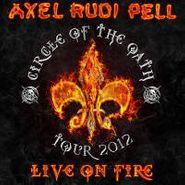 Axel Rudi Pell, Live On Fire (CD)