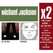 Michael Jackson, Off The Wall / Invincible (2-for-1) (CD)