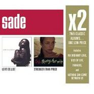 Sade, X2: Love Deluxe / Stronger Than Pride (CD)