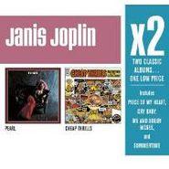 Janis Joplin, X2 (Pearl/Cheap Thrills) (CD)