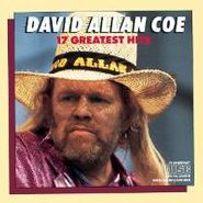David Allan Coe, 17 Greatest Hits (CD)
