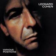 Leonard Cohen, Various Positions (CD)
