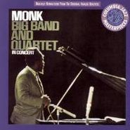 Thelonious Monk, Big Band and Quartet In Concert (CD)