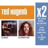 Ted Nugent, X2 (Ted Nugent / Cat Scratch Fever) (CD)