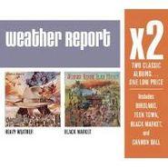 Weather Report, X2: Heavy Weather / Black Market (CD)