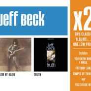 Jeff Beck, X2 (Blow By Blow/Truth) (CD)
