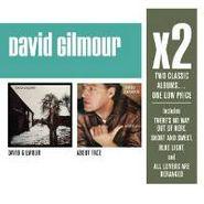 David Gilmour, X2: David Gilmour / About Face (CD)