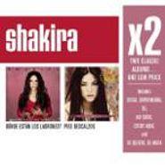 Shakira, X2: Dónde Están los Ladrones? / Pies Descalzos (CD)