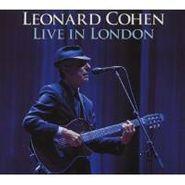 Leonard Cohen, Live In London (CD)