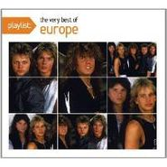Europe, Playlist: The Very Best Of Eur (CD)