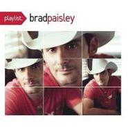 Brad Paisley, Playlist: The Very Best Of Brad Paisley (CD)