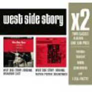 Cast Recording [Stage], West Side Story X2 [Original Broadway Cast] (CD)
