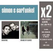 Simon & Garfunkel, x2: Bookends / Sounds Of Silence (CD)