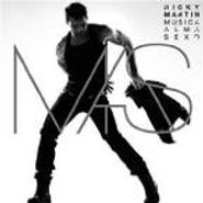 Ricky Martin, Musica + Alma + Sexo (CD)