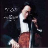 Yo-Yo Ma, Bach: Unaccompanied Cello Suit (CD)