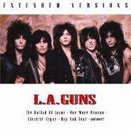 L.A. Guns, Extended Versions (CD)