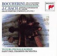 Yo-Yo Ma, Boccherini: Cello Concerto; J.