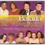 Various Artists, Lo Esencial De La Balada Romantica (CD)