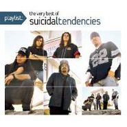 Suicidal Tendencies, Playlist: The Very Best Of  Suicidal Tendencies (CD)