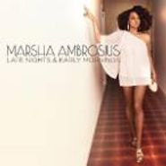 Marsha Ambrosius, Late Nights & Early Mornings (CD)