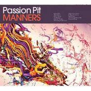 Passion Pit, Manners (CD)