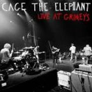 Cage The Elephant, Live At Grimey's Ep (CD)