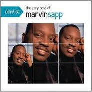Marvin Sapp, Playlist: The Very Best Of Mar (CD)